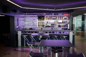 Bar & Tanzfläche